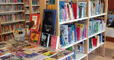 Réouverture bibliothèque